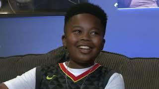 Smart Kid Nicholas Buamah with Karlous Miller #BlackExcellenceSpotlight