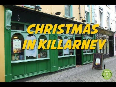 Christmas in Killarney | Christmas Carols Karaoke with Lyrics