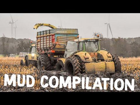 SCHLAMMSCHLACHT im Mais | Best of MOTORSOUND | Traktoren & Lohnunternehmen am Limit