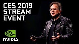 NVIDIA's Official CES 2019 Press Event