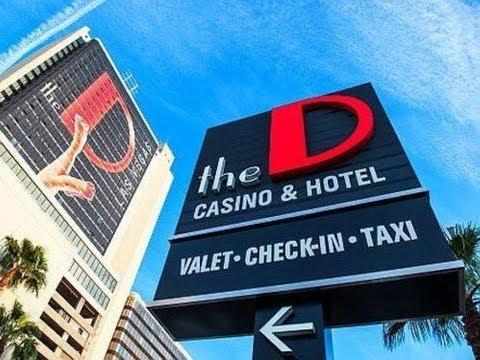 The D Las Vegas 4K