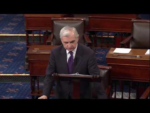 Reed Discusses the Trump Shutdown
