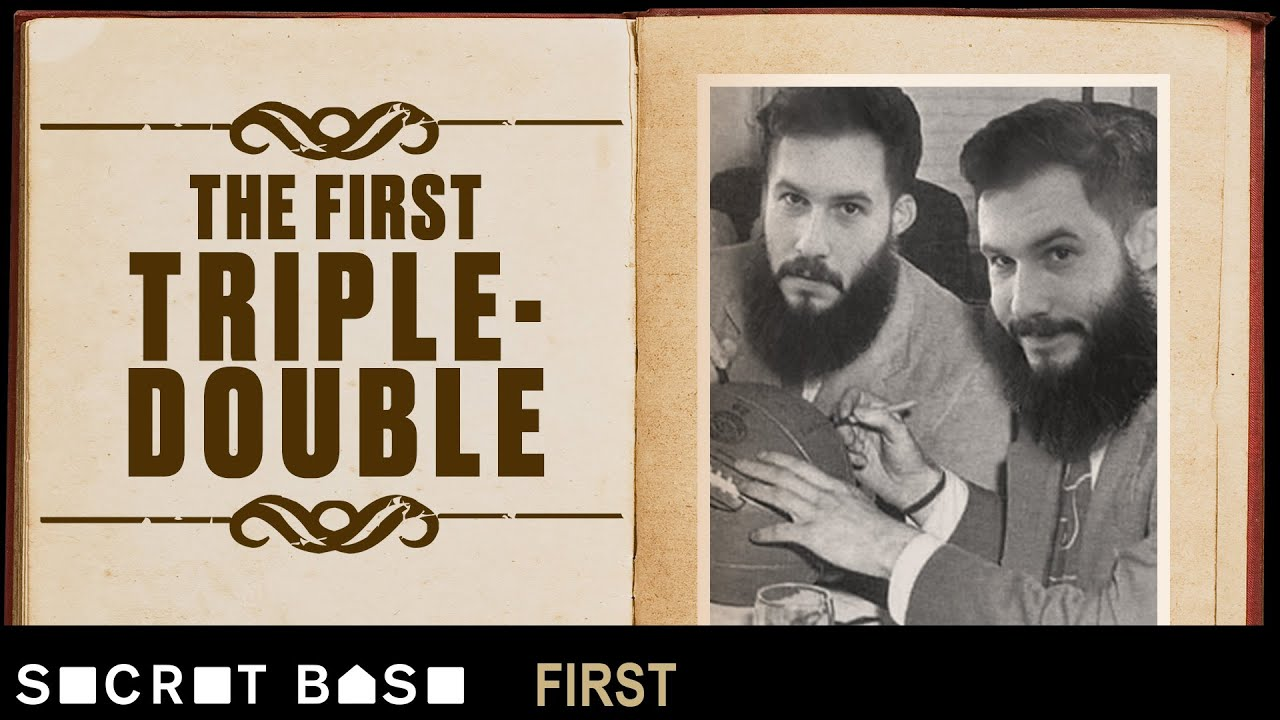 How the triple-double found life in the NBA | 1st thumbnail