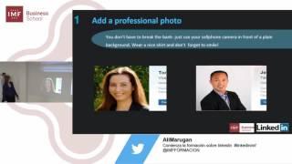 MASTERCLASS: Marca personal y networking en Linkedin