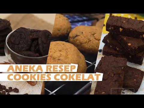 Aneka Resep Cookies Coklat yang Cocok untuk Camilan dan Ide Buat Jualan
