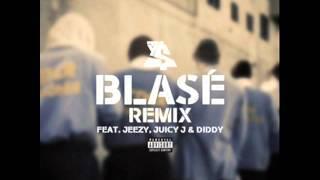 Ty Dolla $ign   Blasé Remix Feat  T I , French Montana & A$AP