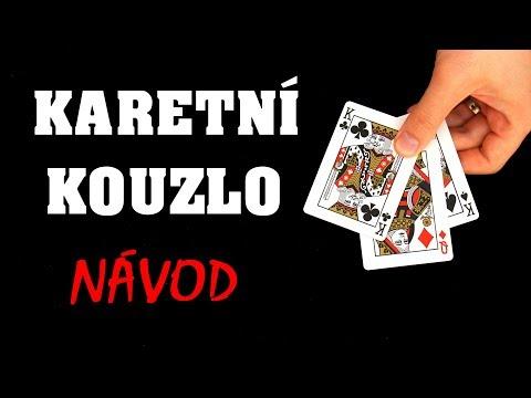 Návod na jednoduché karetní kouzlo | NAUČTE SE KOUZLIT!