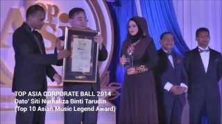 TOP ASIA CORPORATE BALL 2014 | DATO' SITI NURHALIZA BINTI TARUDIN