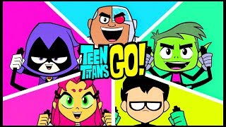 Teen Titans Go Full Episode Gameplay (Teeny Titans Cartoon Network Games)
