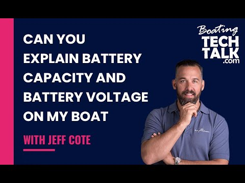 Can You Explain Battery Capacity and Battery Voltage?