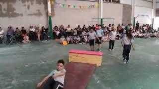 Esquema de los alumnos de 3° A