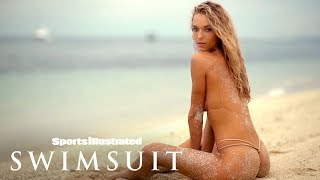 Kate Upton Glows In Gold, Ashley Graham Gets Wet In Fiji | Intimates | Sports Illustrated Swimsuit