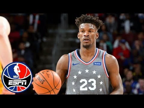 153f07b36a6 Google News - 76ers  Jimmy Butler  scores 28 points in Friday s win ...