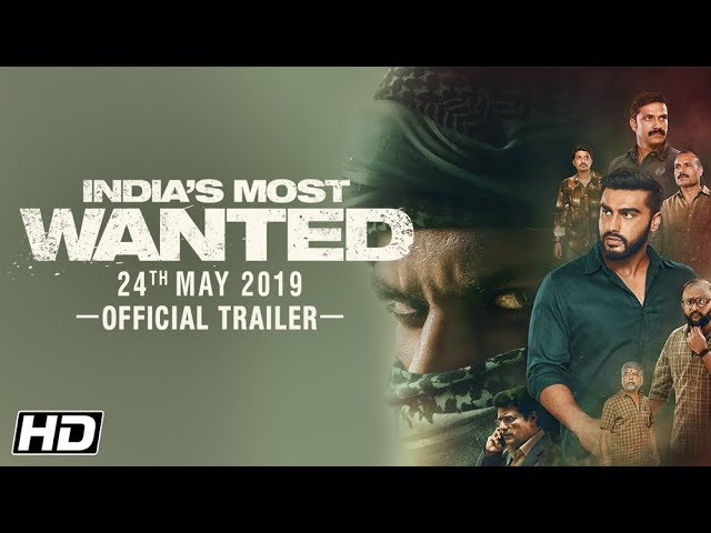 India's Most Wanted movie review: It looks like a weathered TV show