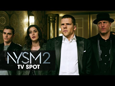 Now You See Me 2 (TV Spot 'Heist')