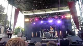 The Dodos-'Paint The Rust' LIVE! @ First City Music Festival