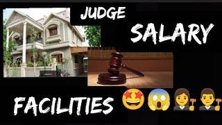 😱FACILITIES/ Perks🤘given to Judge, { 1.50 ⬅️Facilities }    Judicial Magistrate, 🚘civil judge🏘️