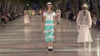 CHANEL Cruise 2017 Show In Cuba