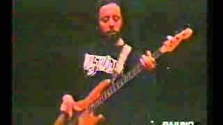 FRAMMENTI.WMV FRANCO BATTIATO-Patriots tour 1981