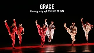 Alvin Ailey: Grace By Ronald K  Brown