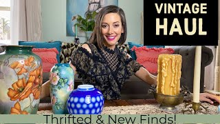 Thrift Shopping Haul | Goodwill | Antiques | Vintage