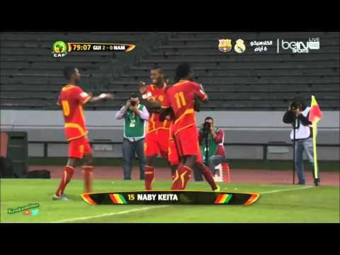 ★ GUINEA 2 - 0 NAMIBIA ★ RUSIA2018 FIFA ELIMINATORIAS  - Clasificacion al Mundial