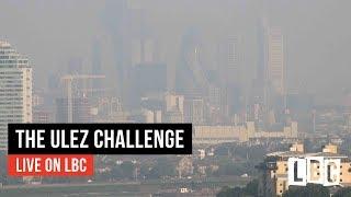 Nick Ferrari's ULEZ Challenge: Watch It Live