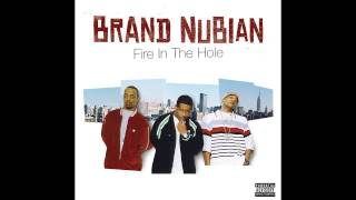 """Brand Nubian - """"Who Wanna Be A Star? (It's Brand Nu Baby!)"""" [Official Audio]"""