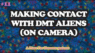 Making Contact With The Psychedelic Spirits | A Place For Humans podcast w/ Dakota Wint #11