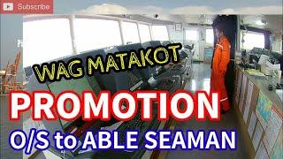 Ano Trabaho Ng AB Sa Barko | Able Seaman Duties And Responsibilities | Seaman Vlog