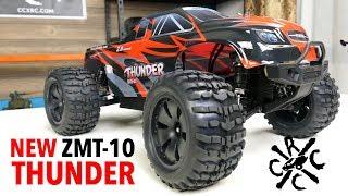 ZD Racing Thunder ZMT-10 9106-S 4WD Brushless Monster Truck