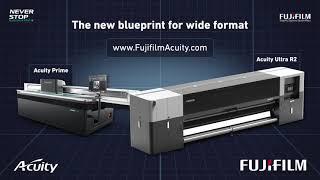 Video: Fujifilm Acuity Ultra R2 – nové plány pro velkoformátový tisk