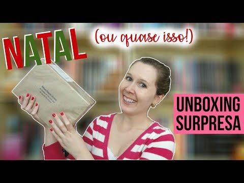 Unboxing Especial | Leituras de Deni