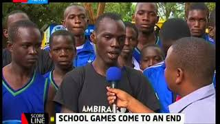Scoreline: School games comes to an end