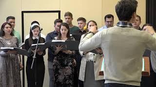 23 Noiembrie 2019 – Conferința anuală a Uniunii Bisericilor Penticostale Române din Germania – Corul Bethel – Voința ta