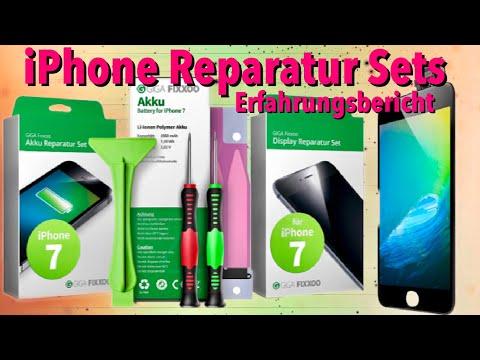 Giga Fixxoo iPhone Reparatur Sets - Vorstellung und Erfahrungsbericht