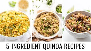 quick and easy gluten free vegan recipes
