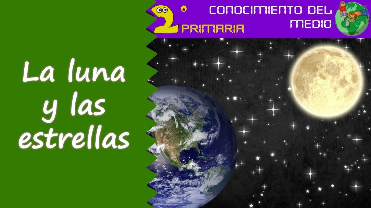 Cono, 2º Primaria. Tema 10. La luna y las estrellas
