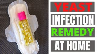 In 1 Day, Your Yeast Infection Will Be Gone / Get Rid of Yeast Infection Naturally