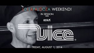 In Session VICE  at Studio Paris Nightclub Lollapalooza Weekend 2014