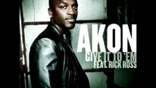 Akon Feat. Eminem - Give It To 'Em (Maltabashi Remix)