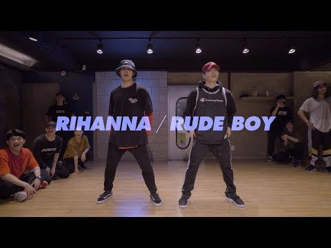 Rihanna - Rude Boy | Jay B X Force Collab class