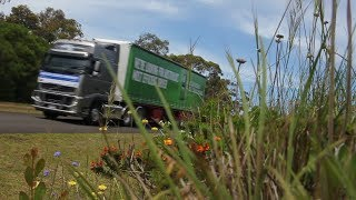 preview picture of video 'Volvo Trucks - Fuelwatch: A truck driver's journey - Part 3'