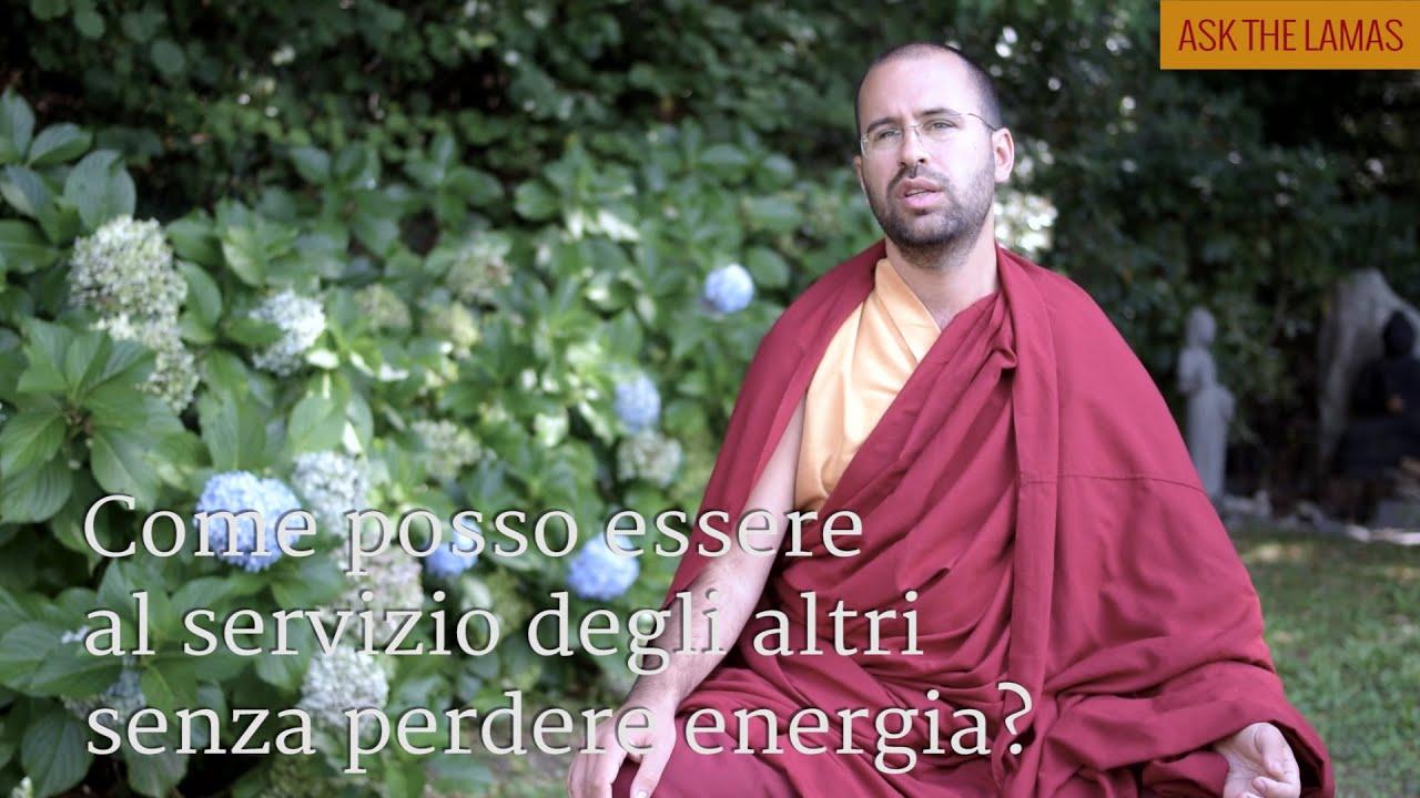 Come posso essere al servizio degli altri senza perdere energia? (Subtitles: IT-EN-PT-ES-NL)
