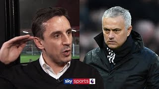 How to fix Man United after sacking Jose Mourinho! | Gary Neville