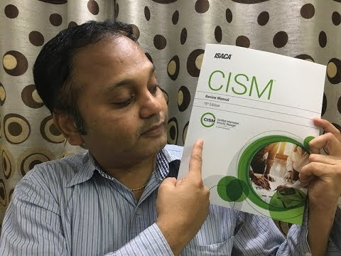 How much CISM Book Cost, Unboxing etc | Isaca | Certified ...