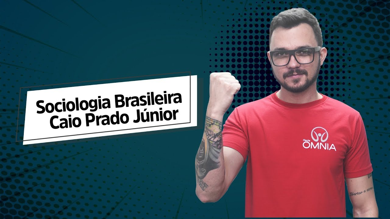 Caio Prado Júnior | Sociologia Brasileira