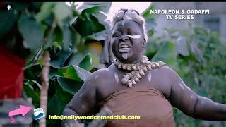 Nolly Wood Comedy Club Napoleon and Gadaffi Tv series