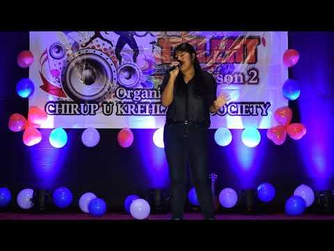 Jaintia Got Talent Season 2 2018 Quarter Finals Rose Mary Linza Bamon