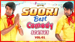 Soori Comedy Collection | Latest Tamil Movies Comedy Scenes | Parotta Soori